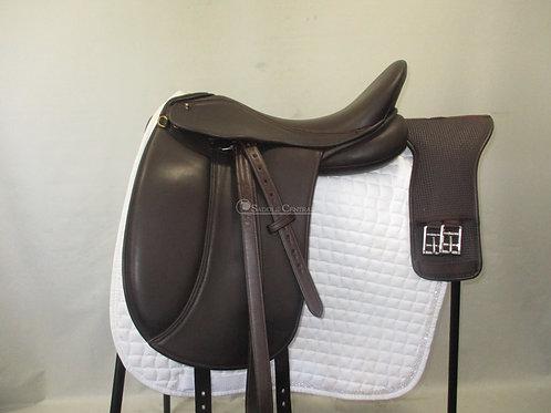 "Riviera Tuscany MK11 Dressage Saddle 17""/16.5"""