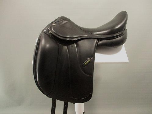 "Amerigo Vega Special Monoflap Dressage Saddle 18"" MW"