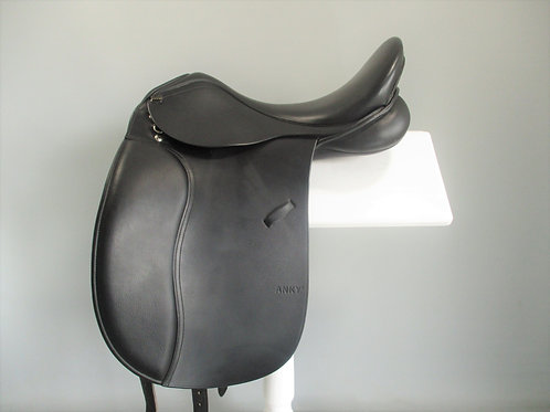 "Anky Salinero Dressage Saddle 17"""