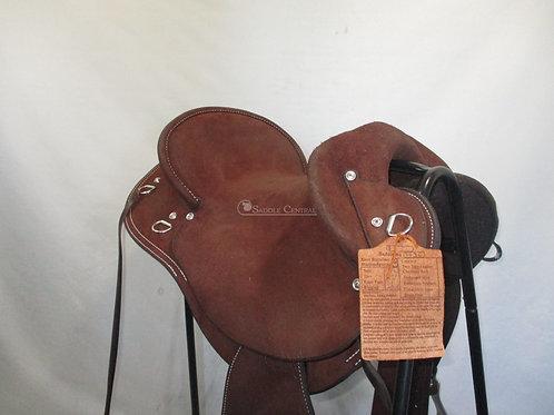 "Kent Equaliser 13.5""  Half Breed Saddle PLUS EXTRAS"