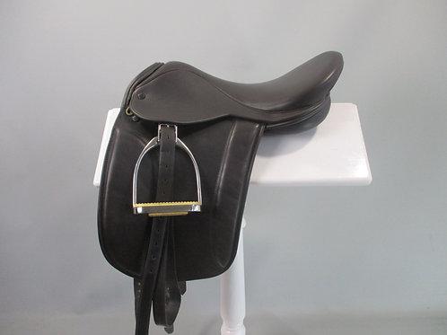 """Ideal Ramsay Show  Saddle  16.5"""" MW-W"""
