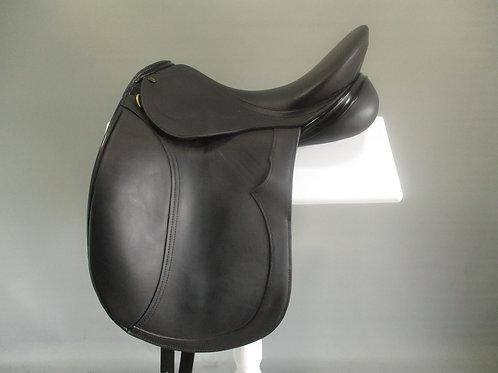 "Peter Horobin Alivia Dressage Saddle 17"" MW/W"