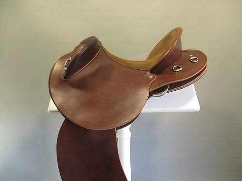 Toowoomba Cloncurry Stock Fender Saddle