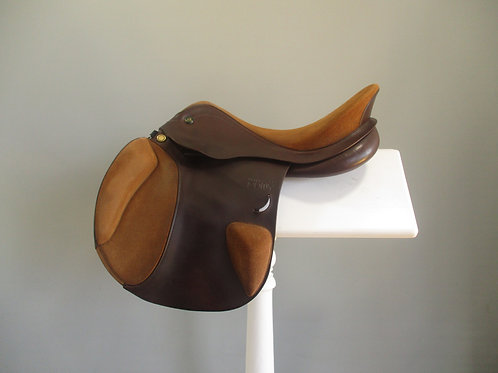 "Prestige Happy Pony Jump  Saddle 15"" MW/34"