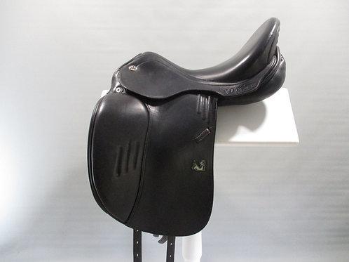 "Prestige X Optimax Dressage Saddle 17"" MW"