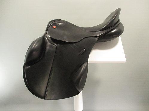 """Kieffer Norbert Koof Jump Saddle 17"""" M"""
