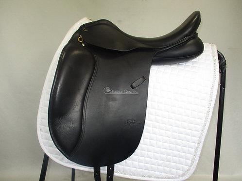 """Trainers Jessica Pro Dressage Saddle 17"""""""