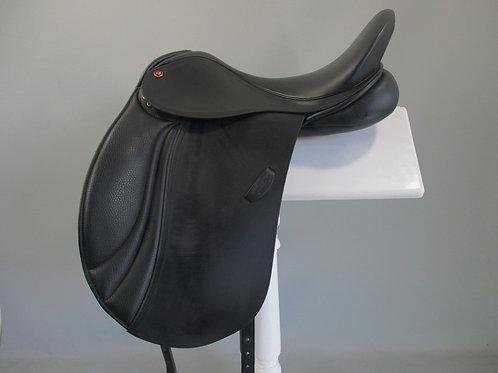 "Albion Legend K2 Dressage Saddle 17"" MW"