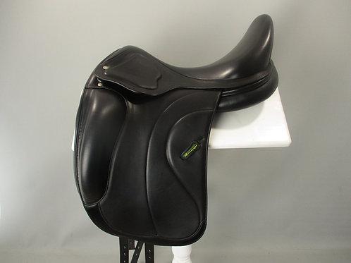 Amerigo Siena Cervia Dressage Saddle 17.5 W