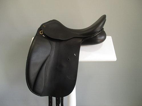"""Trainers Jessica Dressage Saddle 16.5"""""""