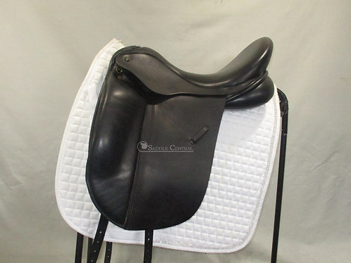 "Ideal Suzannah 17"" / 17.5"" Dressage Saddle"
