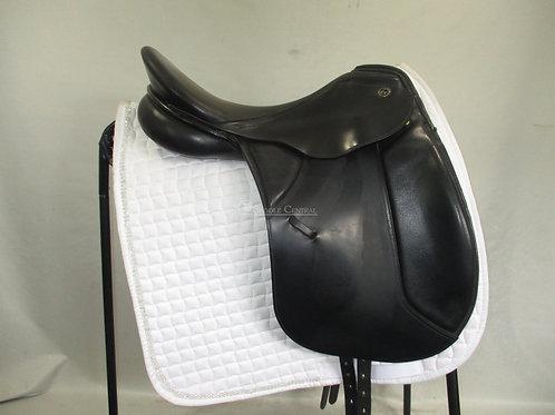 """Kieffer Lech Dressage Saddle Size 2 17.5"""""""
