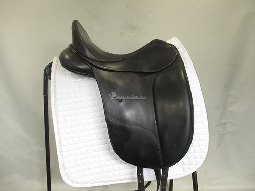 "Bates Isabell Dressage Saddle 16.5"""
