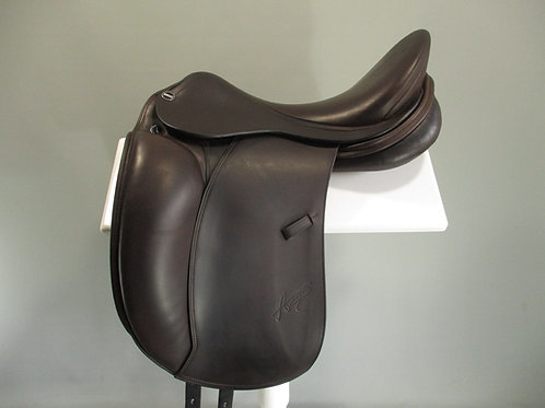 "Erreplus Adelinde SL Dressage Saddle 17.5/18"" W"