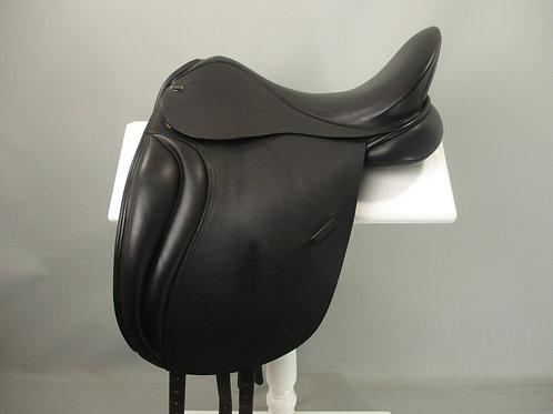 "Defiance Liberty Dressage Saddle 17.5"" M/MW"