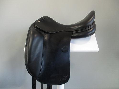 """Amerigo Vega Dressage Saddle 17.5"""" MW"""
