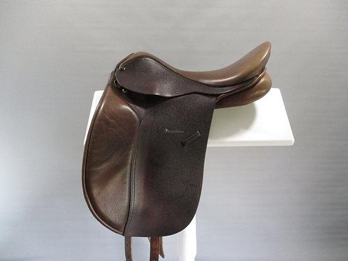 "Trainers Masters Dressage Saddle 16"""