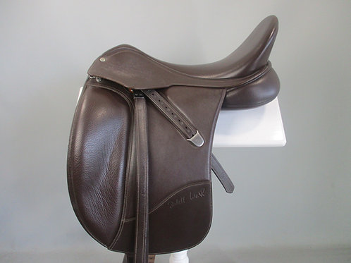 "Bates Isabell Dressage Saddle 18"""