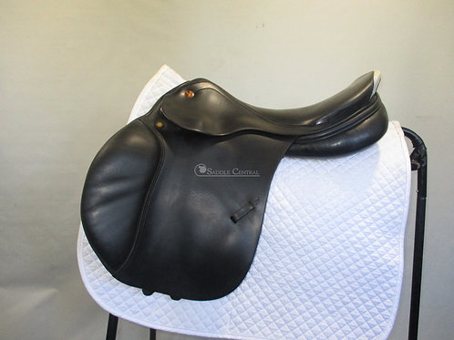"Prestige Sidney 17"" Jump Saddle"