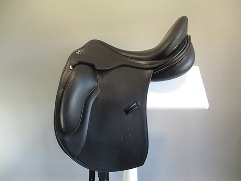 Erreplus Vittoria Monoflap Dressage Saddle 17""