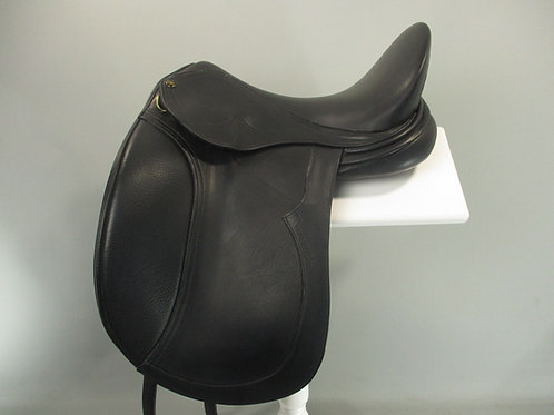 "Peter Horobin Kitzbuhel Dressage Saddle 17.5""  MW-W"