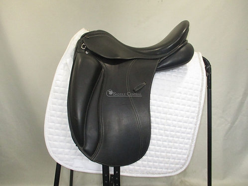 "Pessoa PDS Aldea DL 17"" Dressage Saddle"