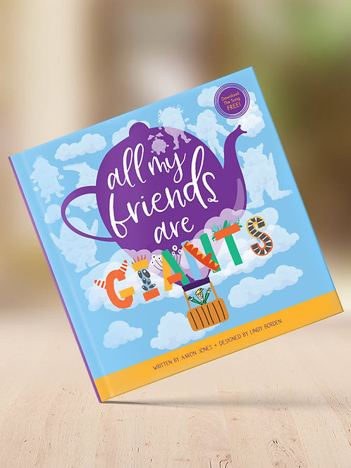 All My Friends Are Giants Book
