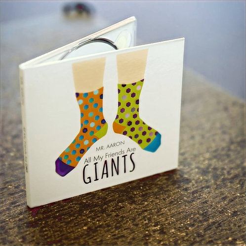All My Friends Are Giants CD