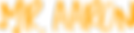 Mr. Aaron Logo