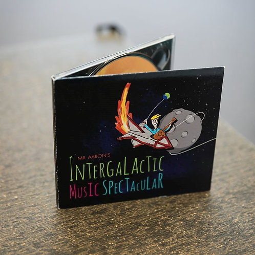 Intergalactic Music Spectacular CD