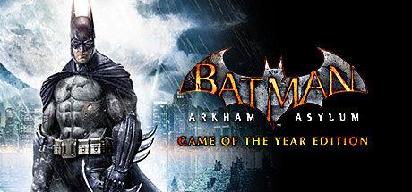 Batman- Arkham Asylum GOTY