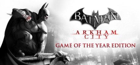 Batman- Arkham City GOTY