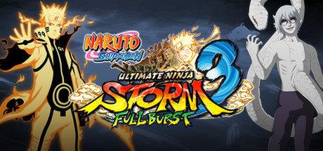 NARUTO SHIPPUDEN:Ultimate Ninja STORM 3 Full Burst