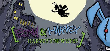 Edna & Harvey- Harvey's New Eyes