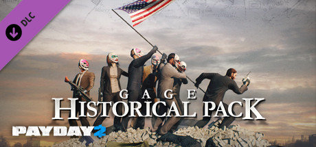 PAYDAY 2- Gage Historical Pack