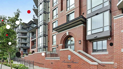 New listing in White Rock, BC. 101 - 1584 Foster Street.