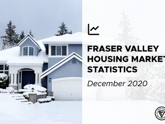 News Release : Record-shattering December caps unexpected year in Fraser Valley real estate