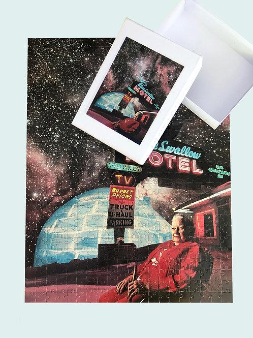 Casse-tête Motel Igloo
