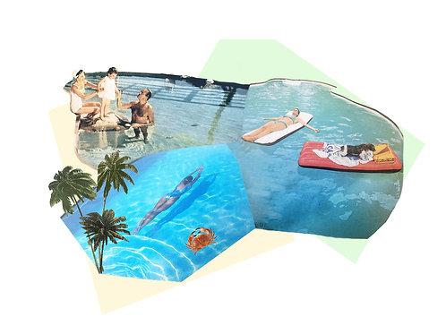 Cancer ascendant piscine