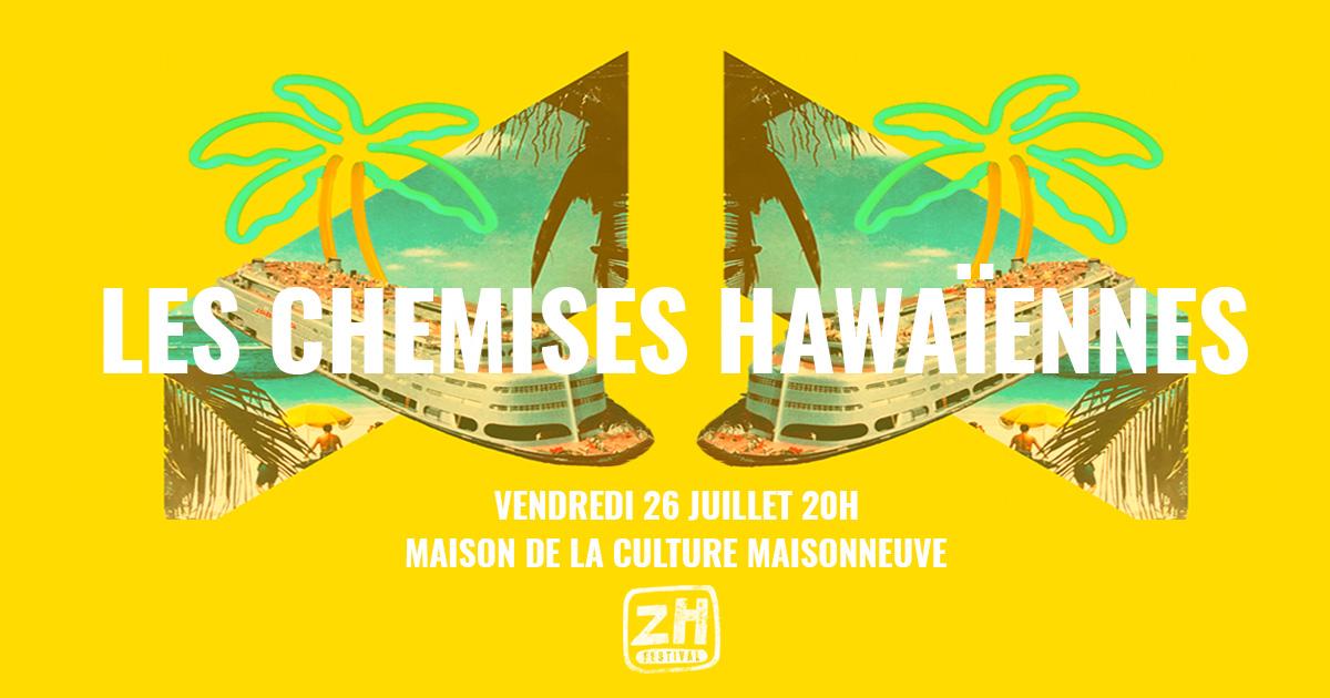 Les Chemises Hawaïennes