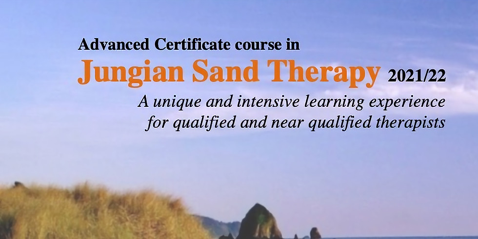 Advanced Certificate course in Jungian Sand Therapy