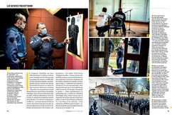 Commande pour le magazine Pèlerin