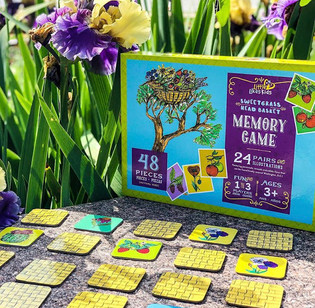 Memory game for Little Likes Kids Game