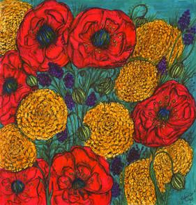 Morning Florals