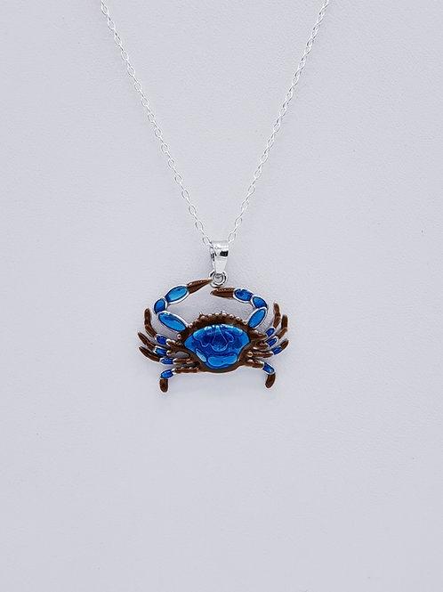 Crab Pendant - large