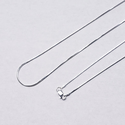Square-cut Snake Chain