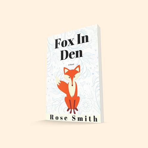 Fox in Den