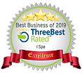 i Spa Sinapore award, Three Best Rated Massage 2019 2020