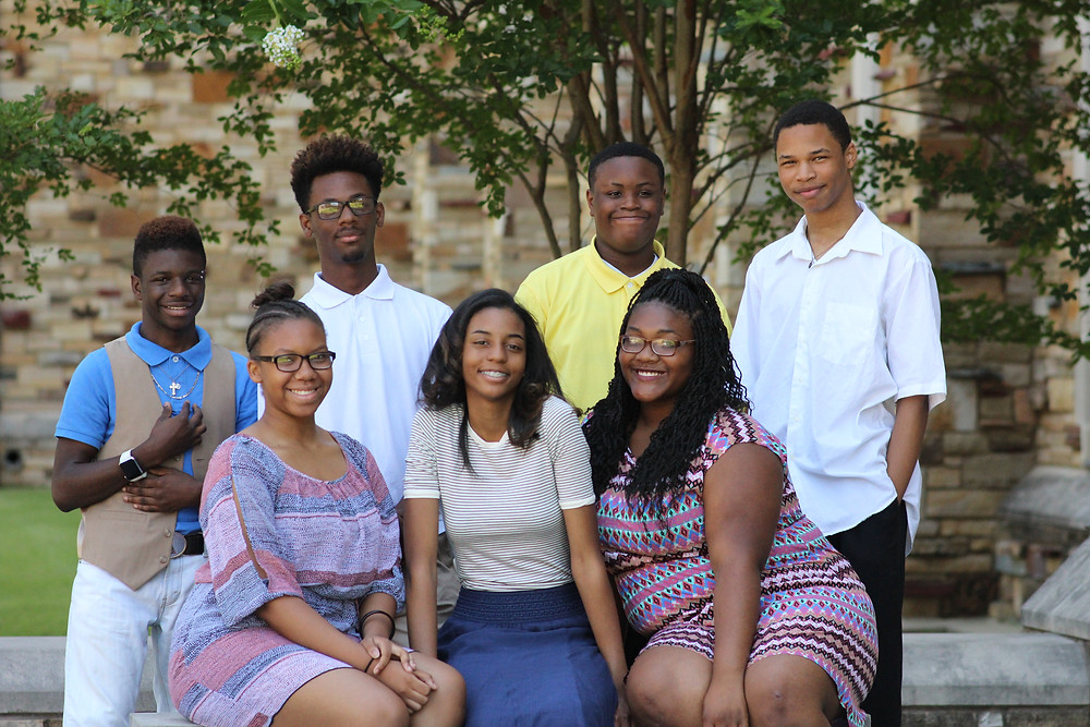 2016 Neighborhood History Project Youth Interns