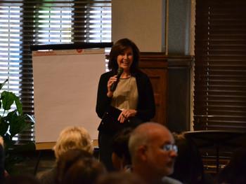 """Deep Satisfaction"" in Planting the Seeds of Change, Says Amy Moritz - CTC Director Soaks"